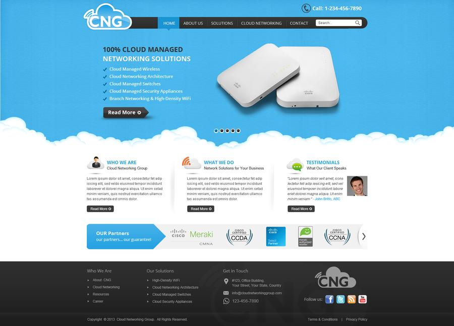 Winning design by MoonDezign