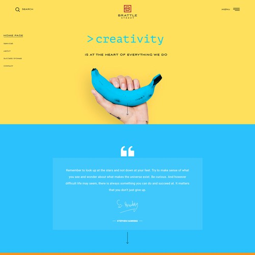 Design finalisti di e2infinity