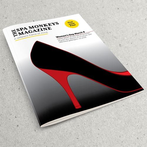 Runner-up design by Rosenberger