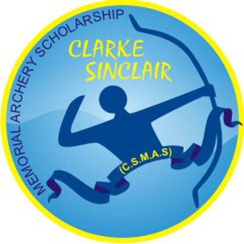 Create the next logo for CLARKE SINCLAIR MEMORIAL ARCHERY ...