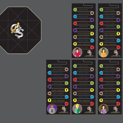 Runner-up design by AfshinMayDesign