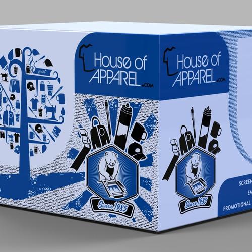 Design finalista por russell.the.ice