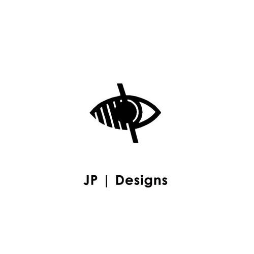 Runner-up design by J.P