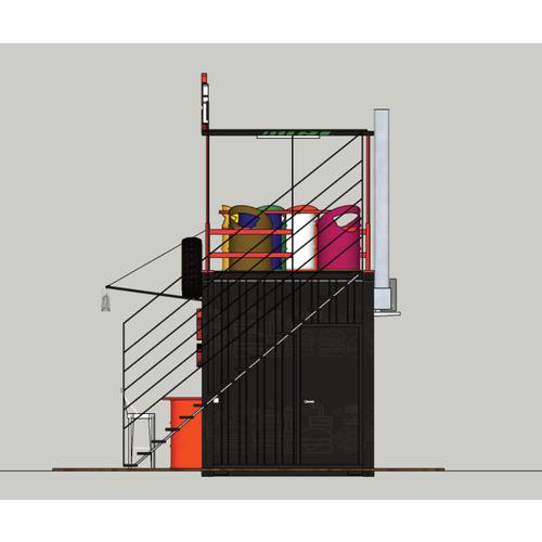 Diseño finalista de migidou 8