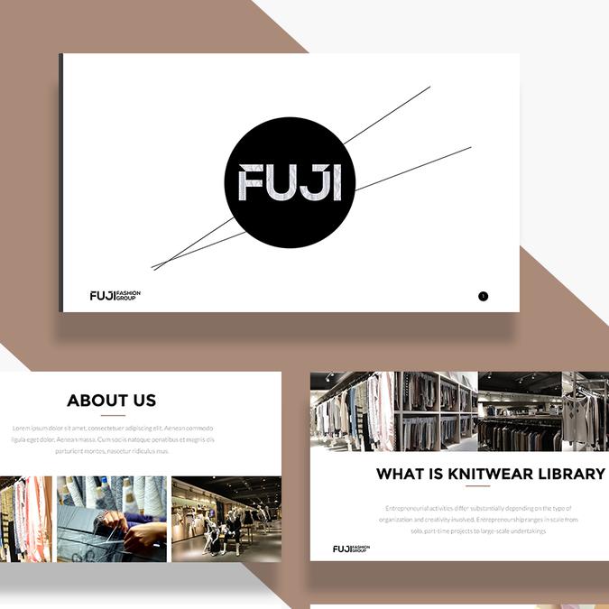 Design gagnant de Maria-ux-guru