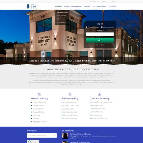 Design finalista por WebDecent