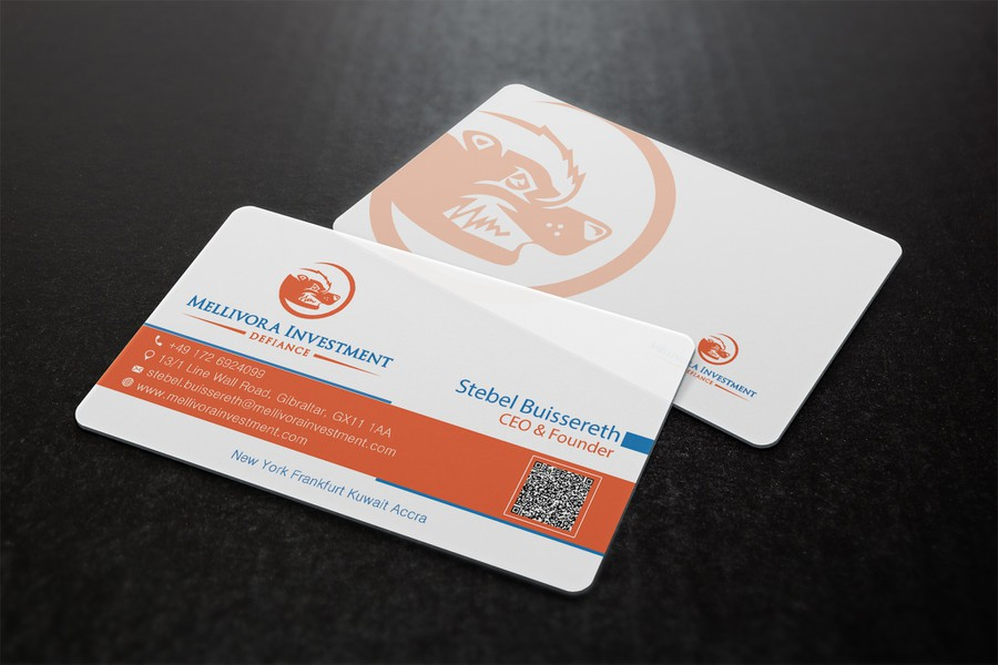 CEO business card | Business card contest