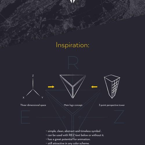 Runner-up design by Vladyslav Popov