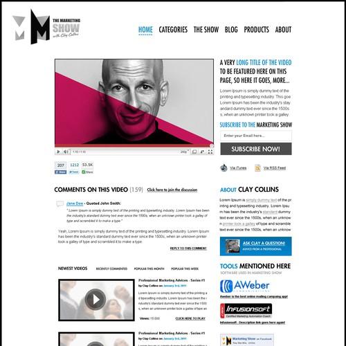 Diseño finalista de Milosh Vujnovic