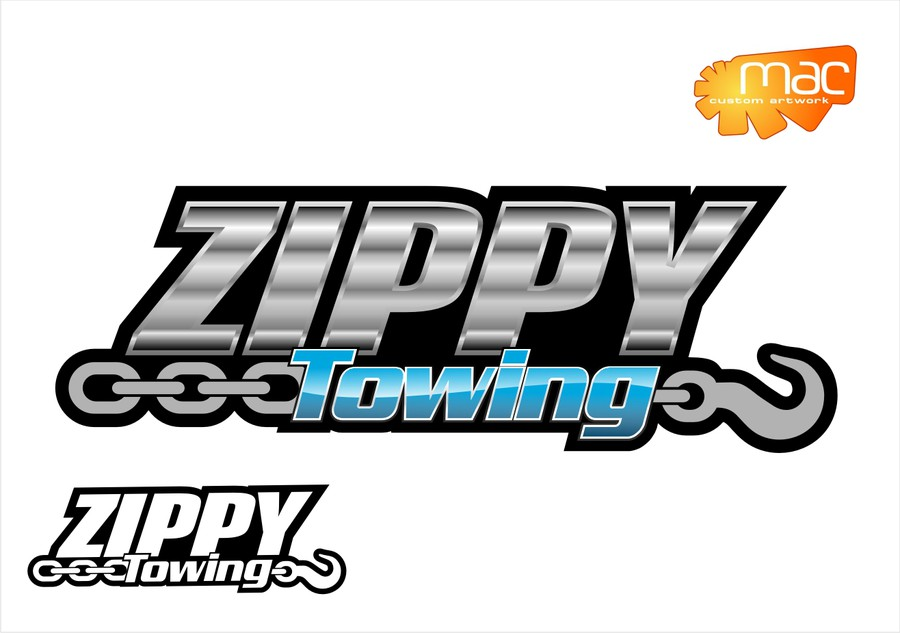 Help Logo Design Needed For Tow Truck Towing Business