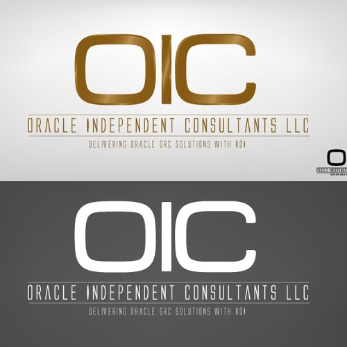 oracle independent consultants llc oic needs a new logo