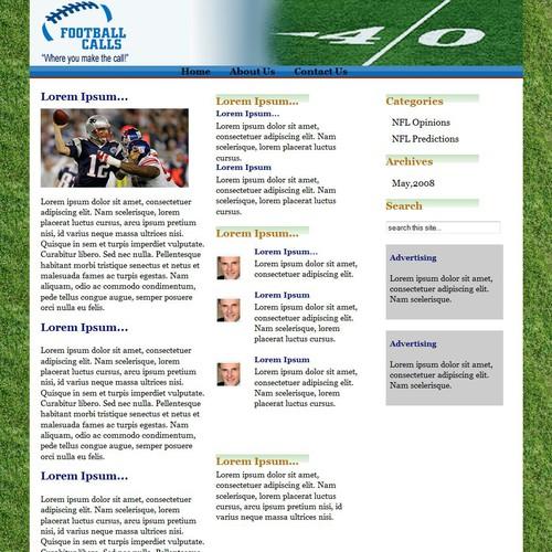 Zweitplatziertes Design von Boyles Web Design