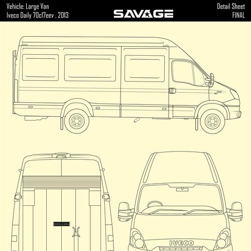 Diseño finalista de DesignsByVic