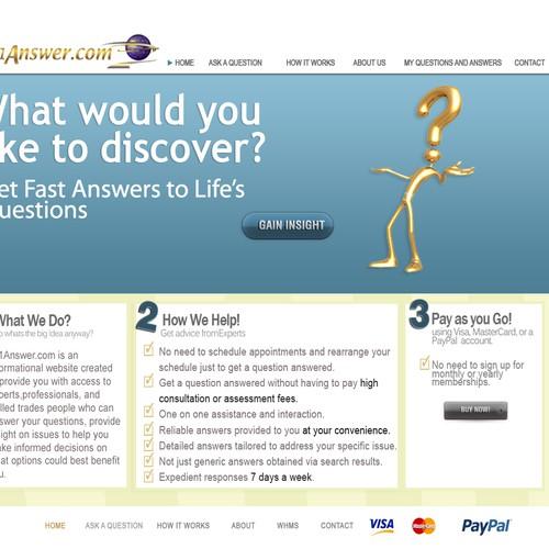 Ontwerp van finalist webguy