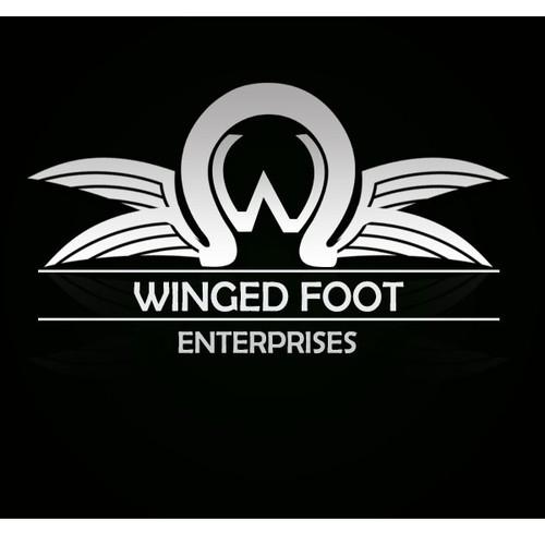 Logo For Winged Foot Enterprises Logo Design Contest