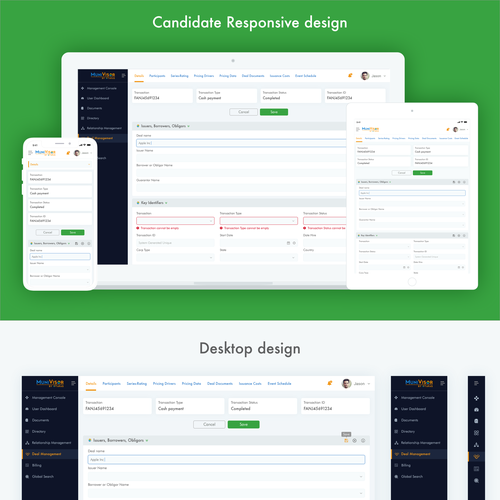 Runner-up design by Phong Duy