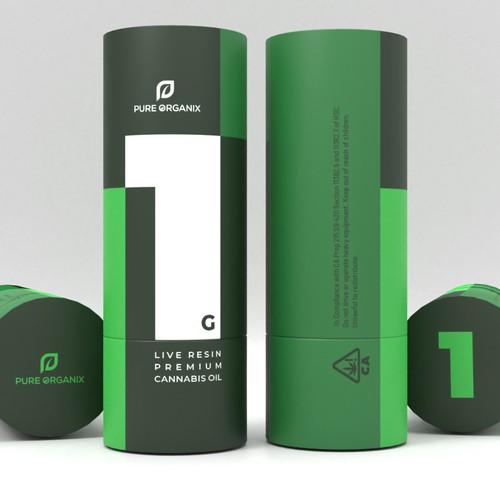 Runner-up design by D F