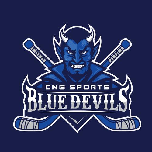 Hockey team logo design logo design contest runner up design by nhdn voltagebd Gallery