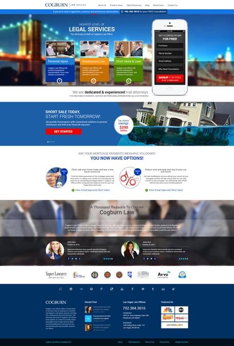 Design vencedor por Creative GS