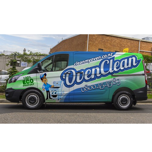 Runner-up design by Konstantin Graphics