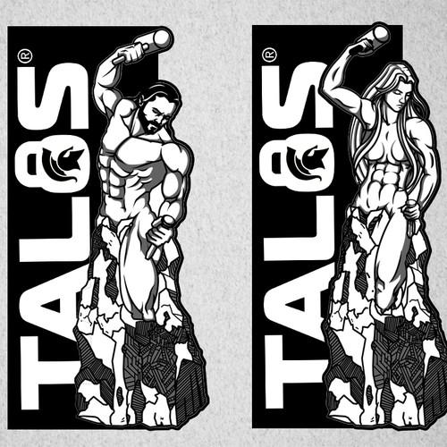Diseño finalista de Ibarrart