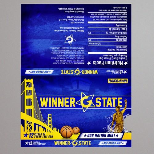 Runner-up design by shanngeozelle
