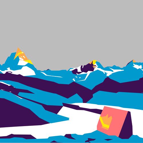 Runner-up design by Patrik Eriksson