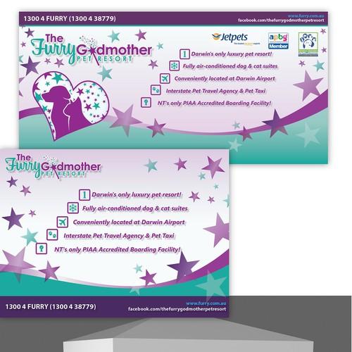 Runner-up design by LaurenWelschDesign™