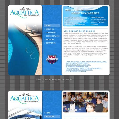 Ontwerp van finalist axiale05