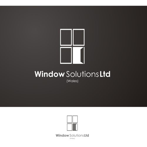 Help window solutions wales ltd with a new logo logo for Window design solutions