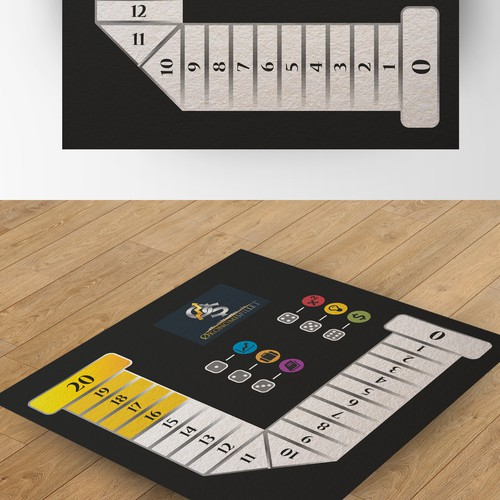 Runner-up design by OctoPaper   Design