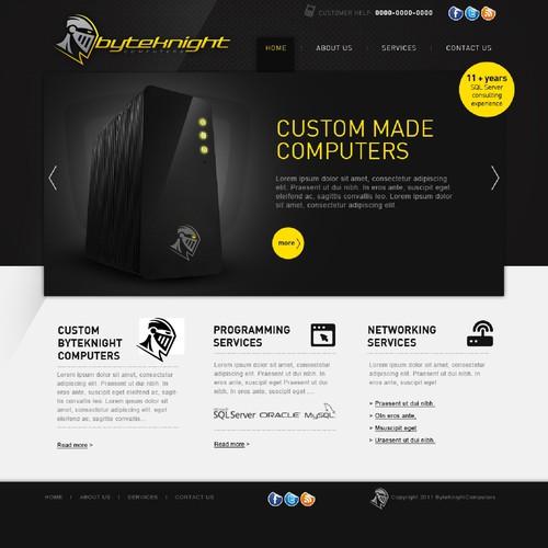 Design finalista por piratepig