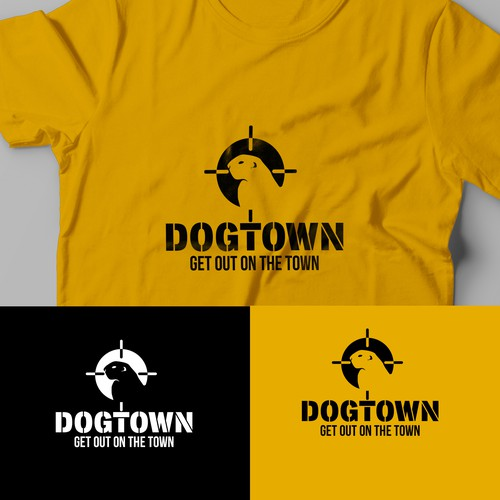 Out of Town Shooters T-shirt