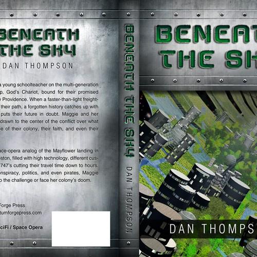 Diseño finalista de Book Design