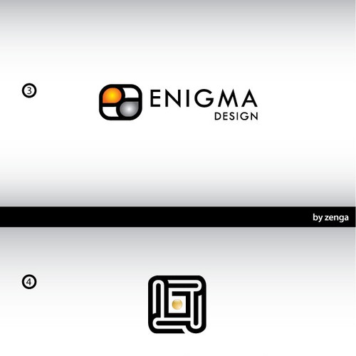 Runner-up design by zenga