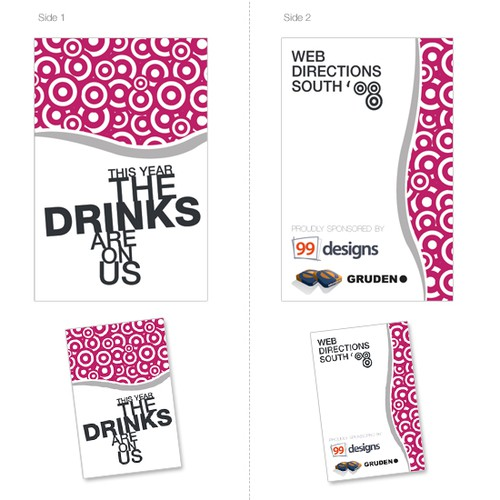 Design finalista por pedrodonkey