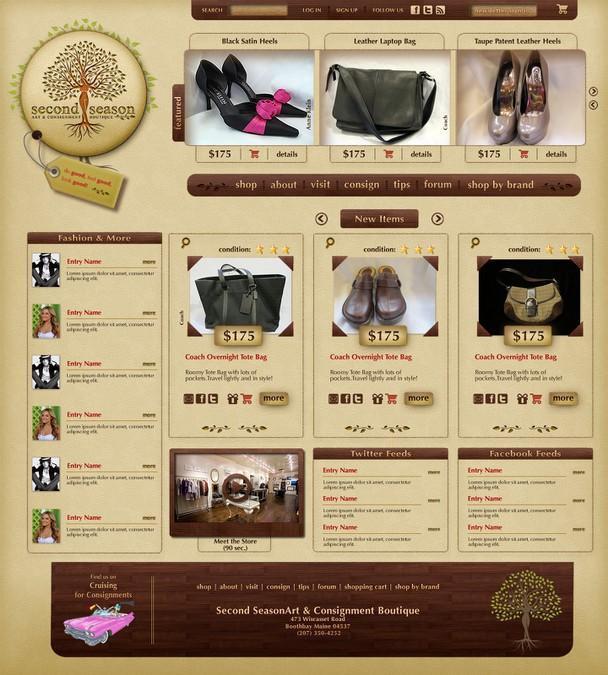 Diseño ganador de webstasy