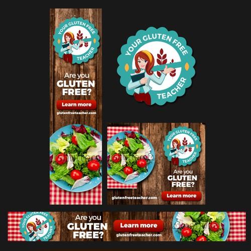 Runner-up design by CircleDesign