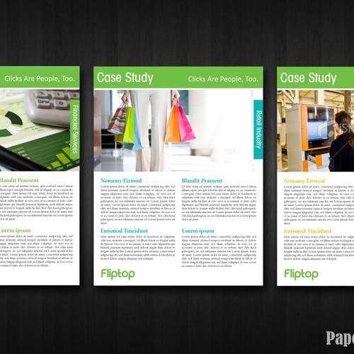 Diseño finalista de PaperCreationsCo.