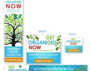 Banner ad design by creative edge