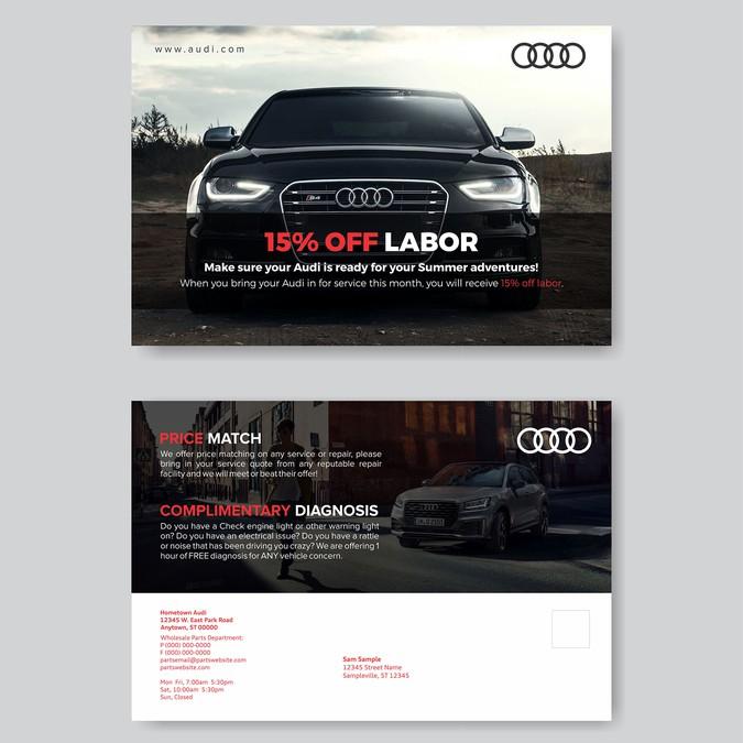 Winning design by 99kreative
