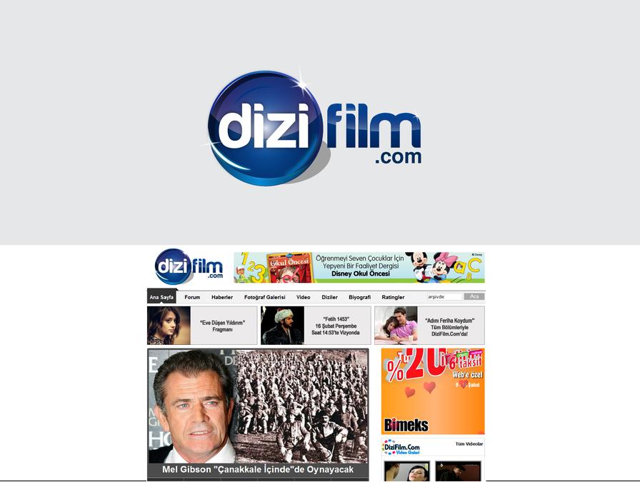 DiziFilm com needs a new logo | Logo design contest