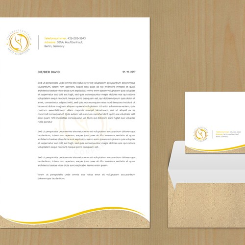 Runner-up design by Graphic Flame™