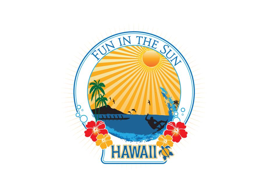 Logo For FUN IN THE SUN HAWAII Design Contest