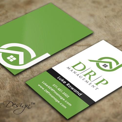 Runner-up design by Nerys Design™