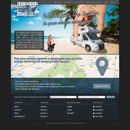 Diseño finalista de webmajstor™
