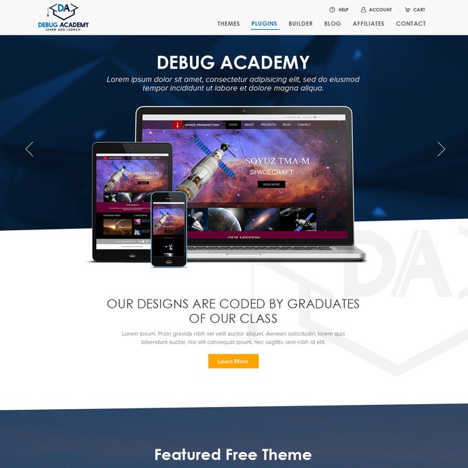 Gewinner-Design von Vakrtund