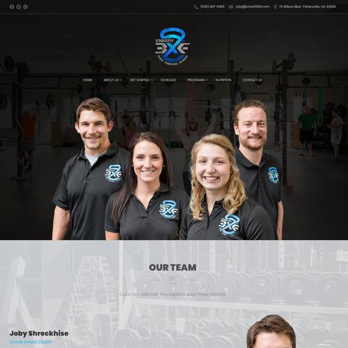 Runner-up design by Jax_Design