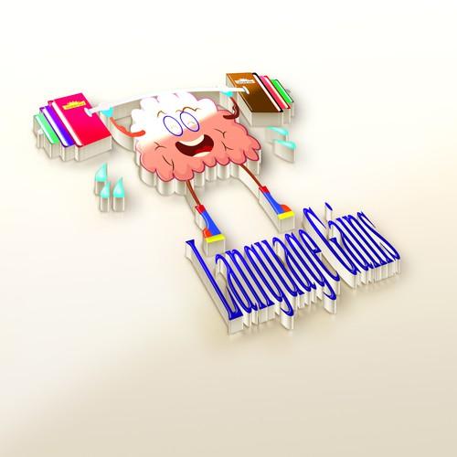 Runner-up design by Alamin007