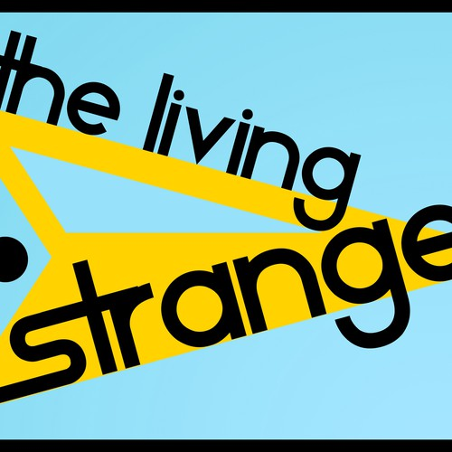 create a music band logo for  quot the living strange  quot  other make a band logo online make a band logo online